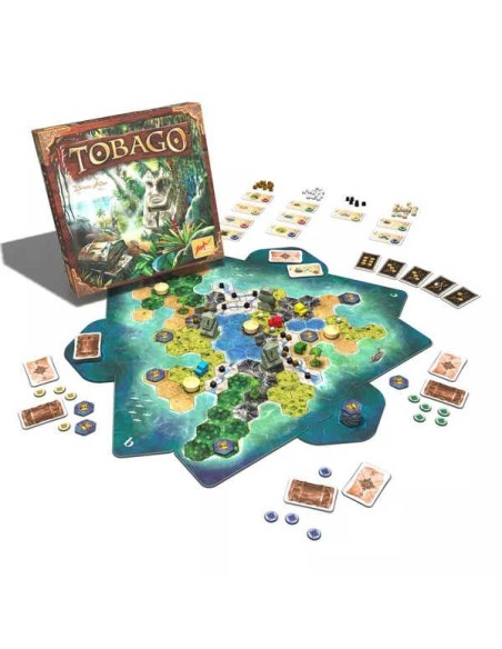 Carcassonne: Neues Land / The Discovery