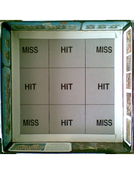 DICE: 1 set of 7 Dragon - White/Black
