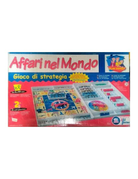 DICE: 1 set of 7 Nuke - Blue/Black