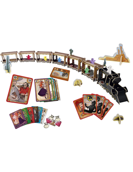 DICE: 1 d6 plastic 15 mm numbered 1-6 - RED