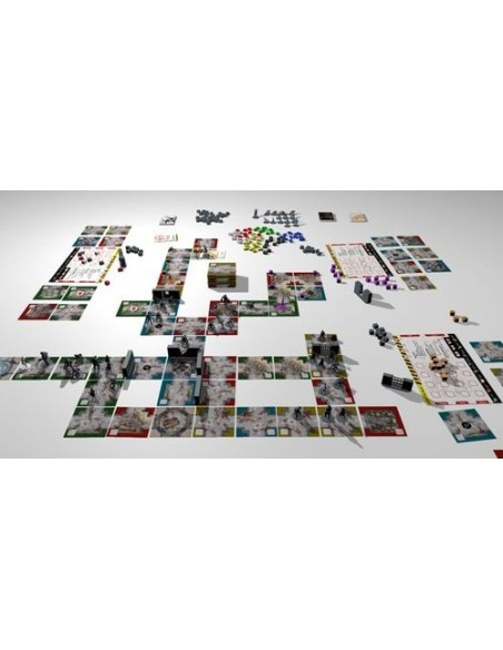 Last Night on Earth: Zombies with Grave Weapons Miniatures Set