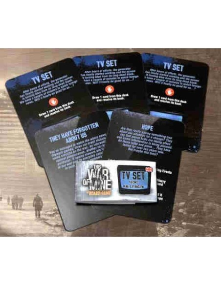 Nightfall - gioco base