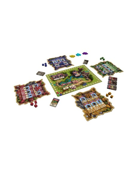 Dame / wooden Checkers (SH359)